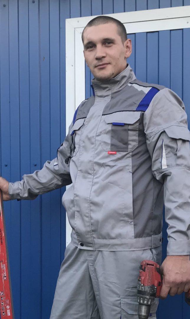 Виктор Мастер строительно-монтажных работ, инженер-электрик сотрудник компании ПроРемДом