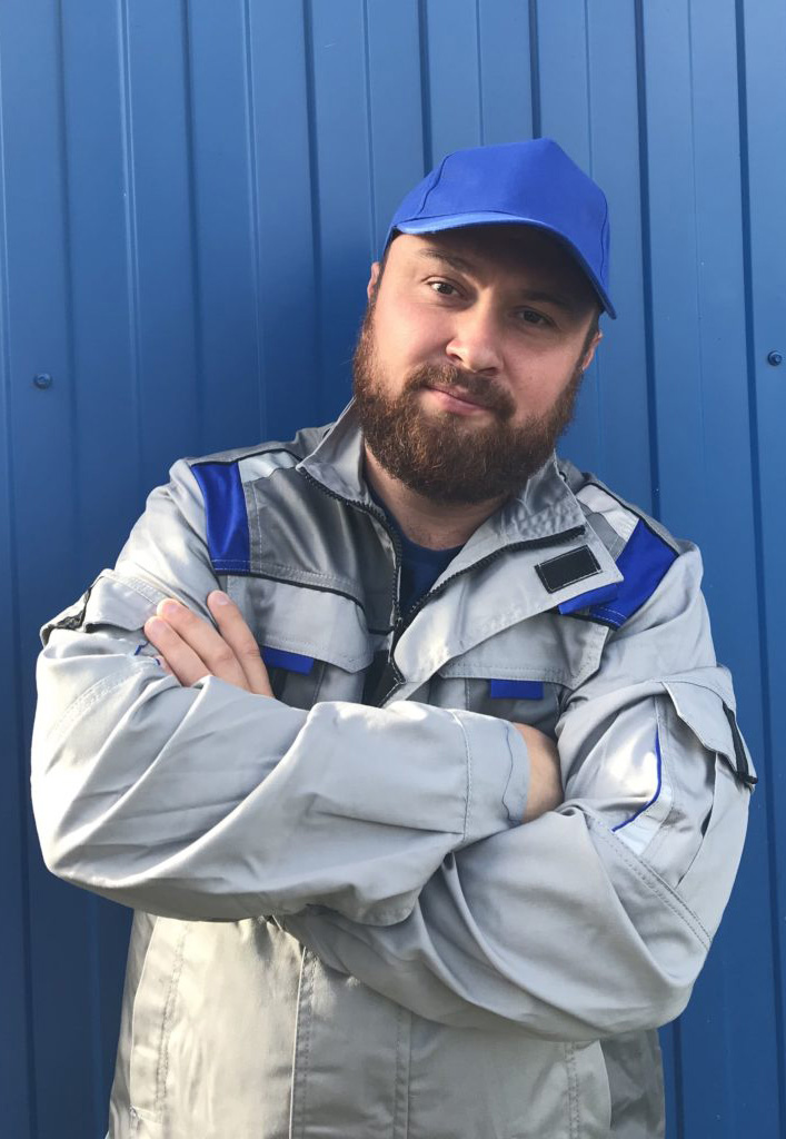 Артём Прораб сотрудник компании ПроРемДом