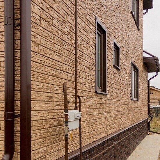 Топ-5 популярных видов панелей для фасадной отделки загородных домов
